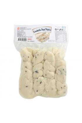 Çörekotlu Örgü Peyniri 500 Gr