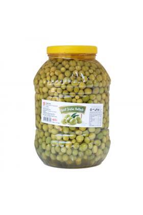 Yeşil Zeytin Halhalı Sağlam Net 3,5 Kg